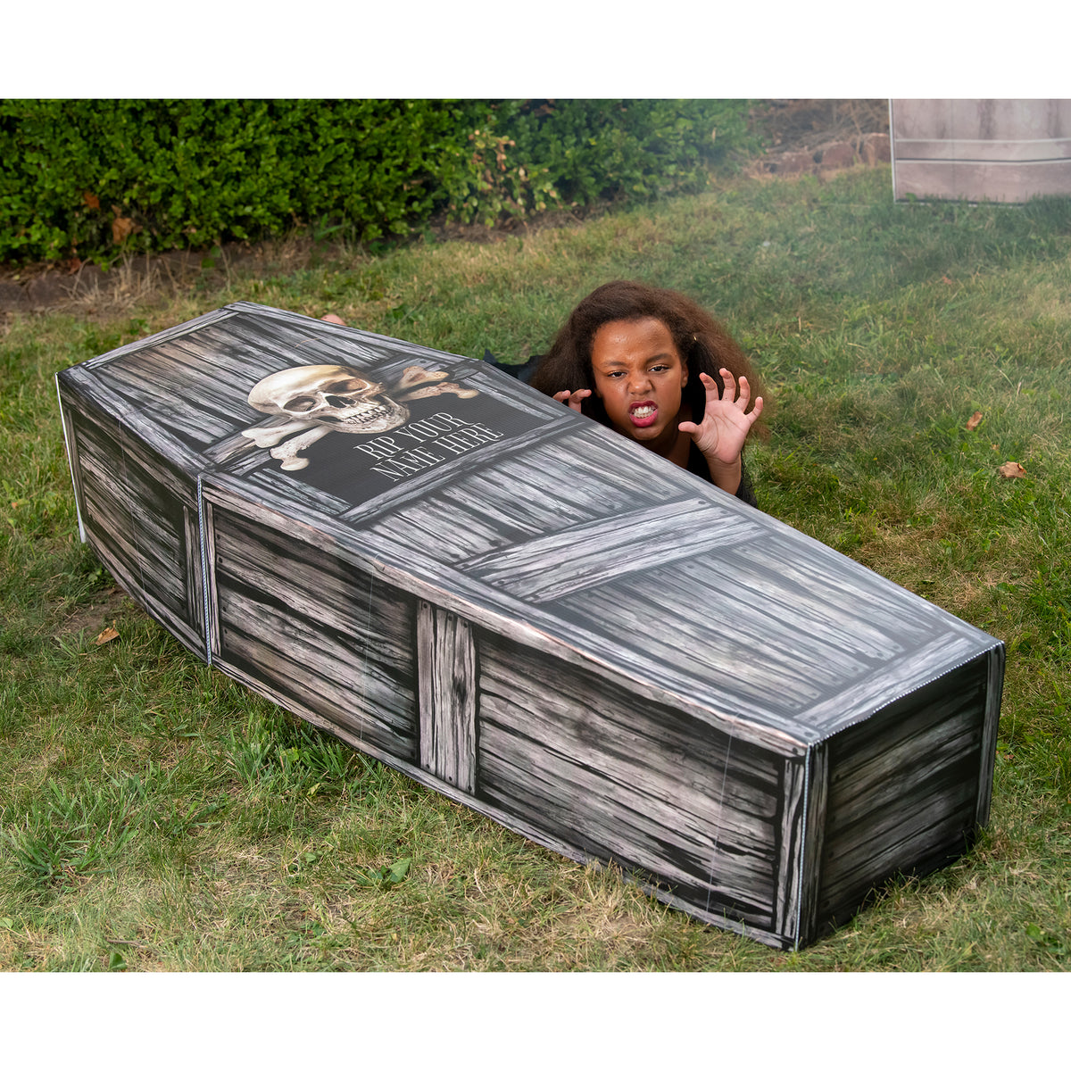Til Death Do Us Party Corex 3D Coffin Prop