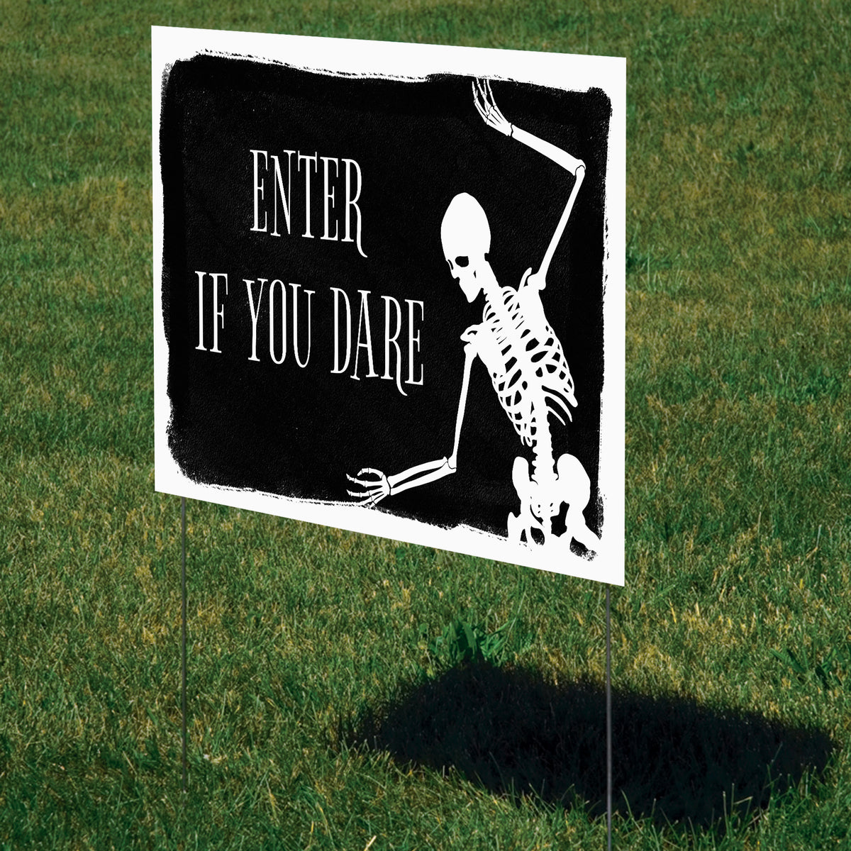 Til Death Do Us Party Personalized Yard Sign