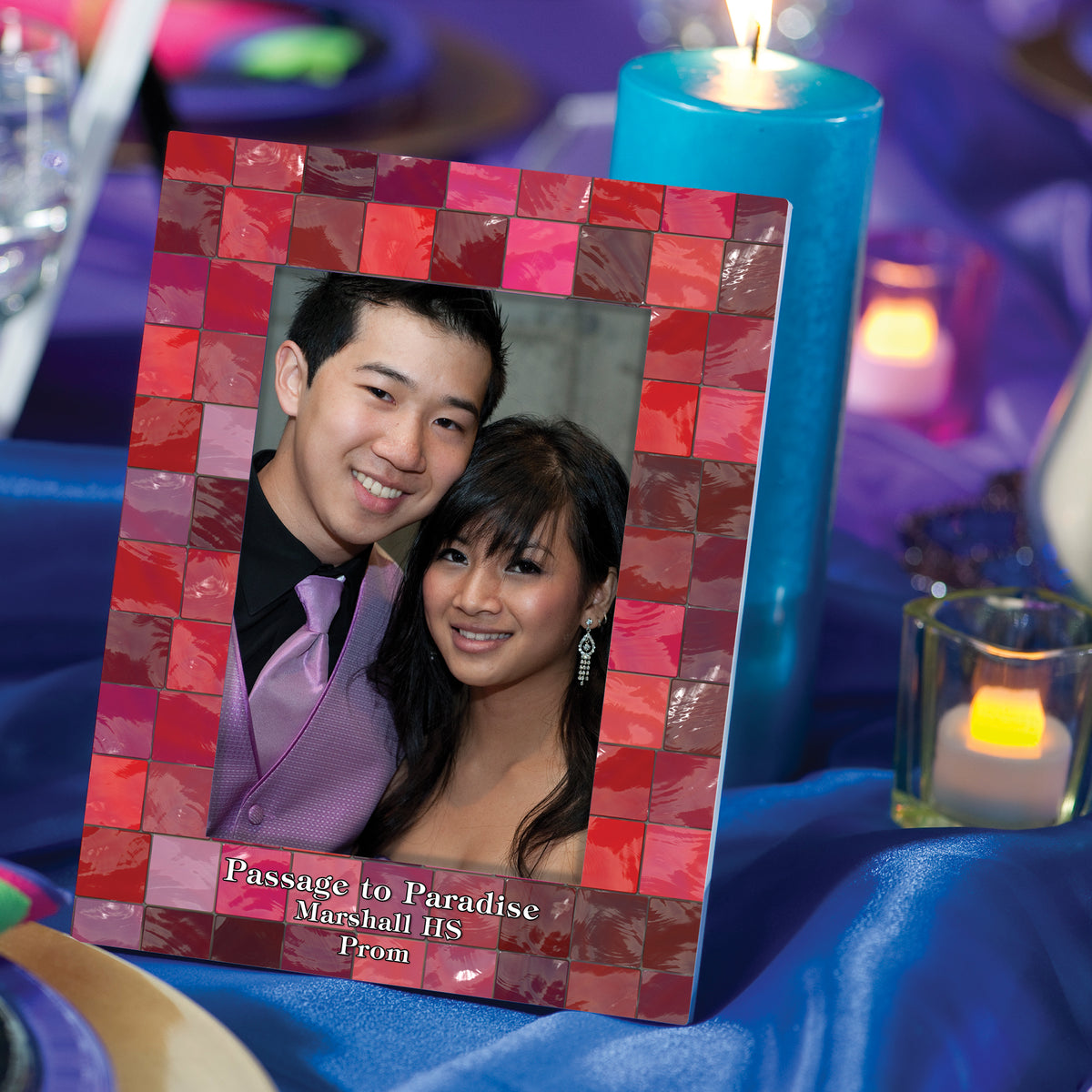 Vegas Nights Personalized Mod Frame
