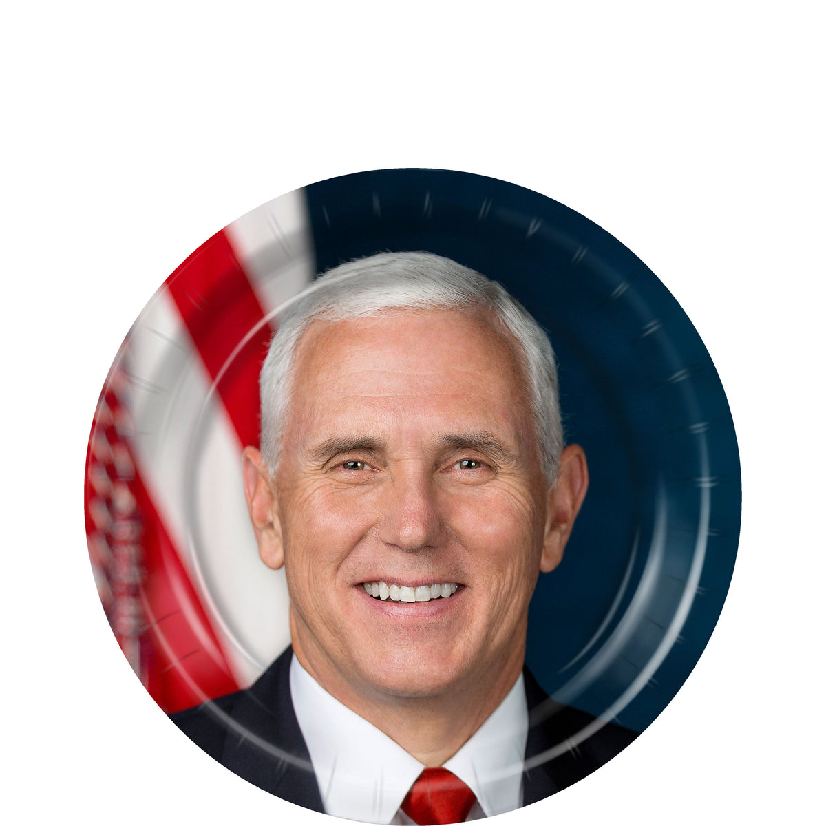 Vice President Mike Pence Dessert Plates
