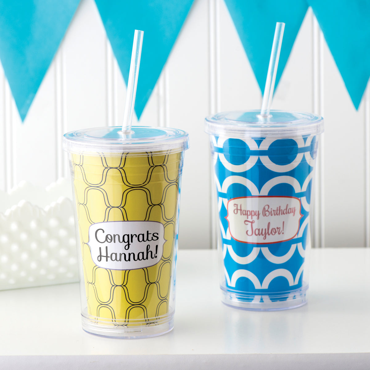 Belle of the Ball Personalized Tumbler