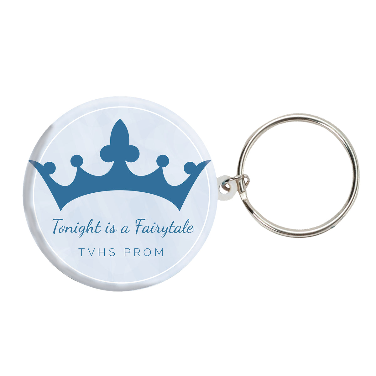 Tonight is a Fairytale Personalized Key Chain