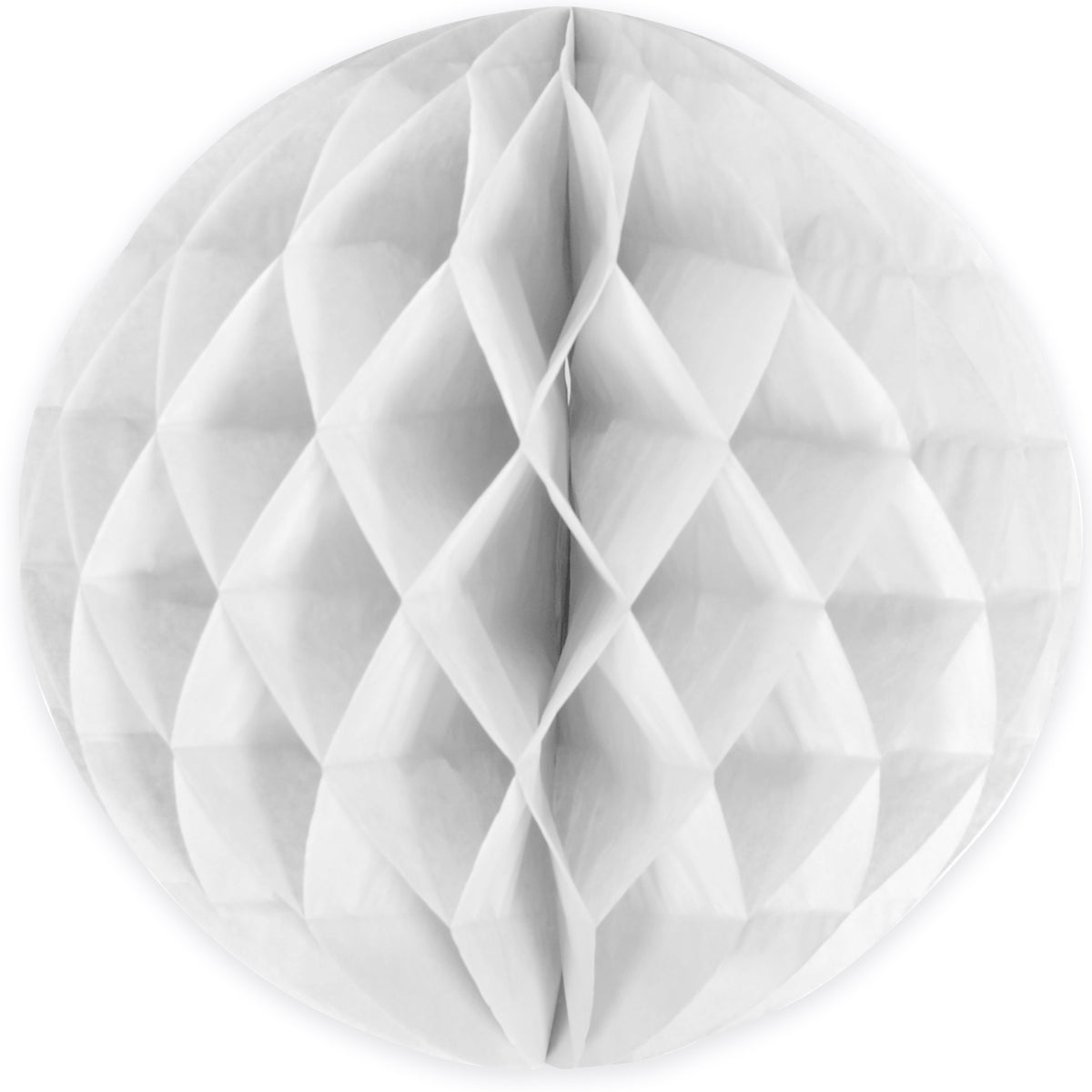 White Honeycomb Tissue Balls