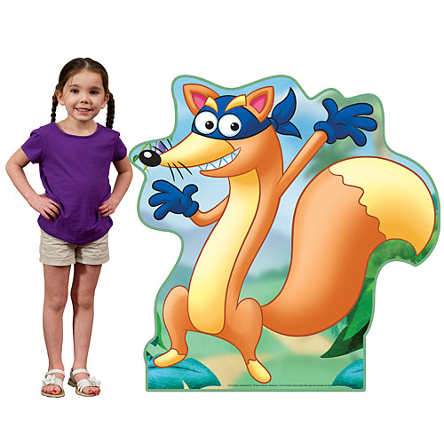 3 ft. 10 in. Swiper Standee