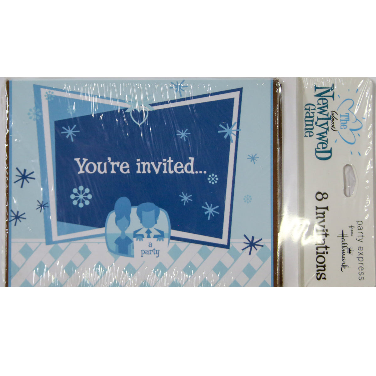 The Newlywed Game Invitations