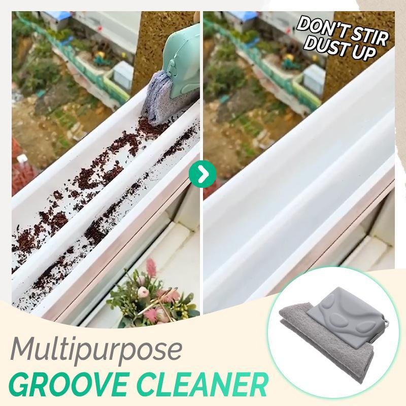 Multi-Purpose Groove Cleaning Brush