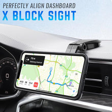 Load image into Gallery viewer, Universal Magnetic In-Car Phone Mount