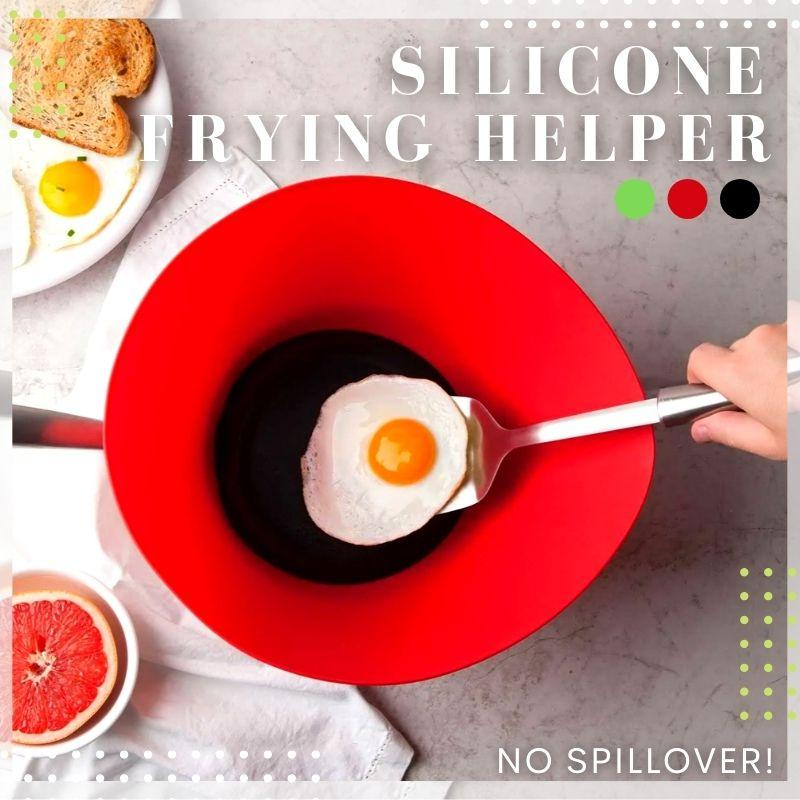 Silicone Frying Helper