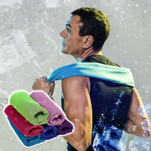 Load image into Gallery viewer, Ultra Cooling Sports Towel