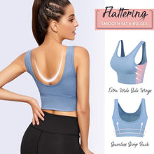 Load image into Gallery viewer, Seamless Comfy Lift Yoga Bra Top