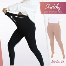 Load image into Gallery viewer, Plus Size Perfect Fit Thermal Leggings