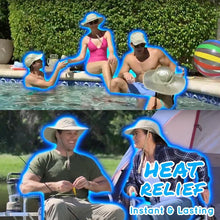 Load image into Gallery viewer, Hydro Cooling Sunbrim Hat