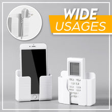 Load image into Gallery viewer, Wall-mounted Phone Charging Stand