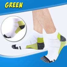 Load image into Gallery viewer, Ankle-Length Compression Socks