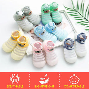 Ice silk Breathable Baby Shoes