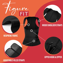 Load image into Gallery viewer, HeatUp 2-in-1 Bust Lifter & Waist Shaper