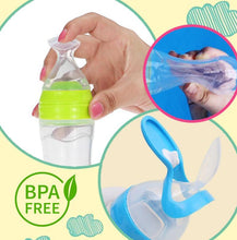 Load image into Gallery viewer, EasyFeed™Baby Spoon Bottle Feeder