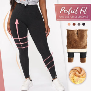 Plus Size Perfect Fit Thermal Leggings