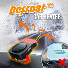Load image into Gallery viewer, Defrost™ Car Heater MadameFlora 12V Black