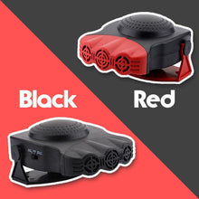 Load image into Gallery viewer, Defrost™ Car Heater MadameFlora 12V Red