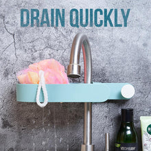 Load image into Gallery viewer, Faucet Draining Storage Rack Kitchen DazzlingBreeze