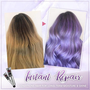 Glam-Up Purple Hair Dye starryhome