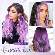 Load image into Gallery viewer, Glam-Up Purple Hair Dye starryhome
