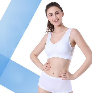 Icy Air Breathable Bra LuminousUnicorn