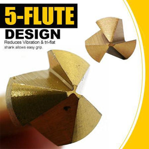 Three Edges Chamfer (6 pcs / 1 SET)
