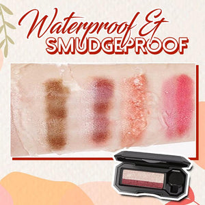 One-Swipe-Done Eyeshadow Dual Makeup DazzyCandy
