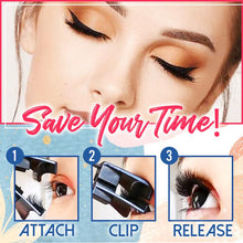 Load image into Gallery viewer, Dollyeye™️ Magnetic Eyelashes Set Makeup DazzyCandy