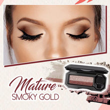 Load image into Gallery viewer, One-Swipe-Done Eyeshadow Dual Makeup DazzyCandy