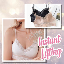 Load image into Gallery viewer, Lace U Back Lifting Bra LuminousUnicorn