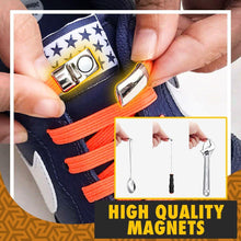 Load image into Gallery viewer, Magnetic No-Tie Shoelaces MadameFlora