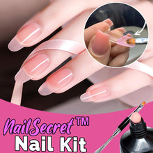 Load image into Gallery viewer, NailSecret™ Home Gel Nail Kit LuminousUnicorn