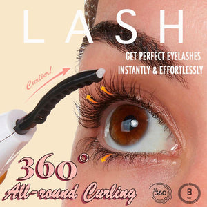 Heated Lash Curler