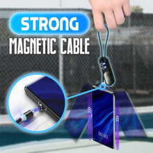 Load image into Gallery viewer, Portable 3-in-1 Magnetic Cable MadameFlora