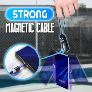 Portable 3-in-1 Magnetic Cable MadameFlora