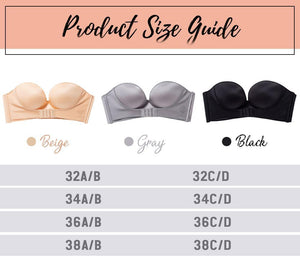 StayUp™ Strapless Lift Bra