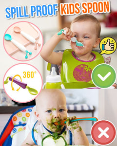 Spill Proof Kids Spoon