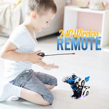 Load image into Gallery viewer, Transforming RC Car Robot Kids DazzlingBreeze