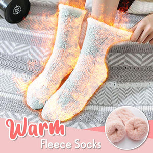 Warm Fleece Socks MadameFlora