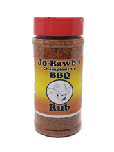 Load image into Gallery viewer, Jo-Bawb's Championship BBQ Rub 3-Pack