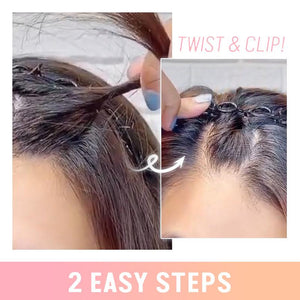 Easy Twist Braids Hairband
