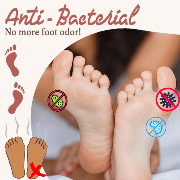 Anti-Fungal Exfoliating Foot Soak