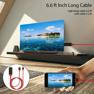 Phone Screen To TV Cable (HD 1080p)