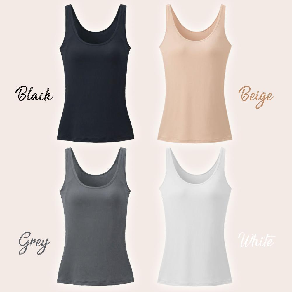 No-Bra Full Support Tank Top