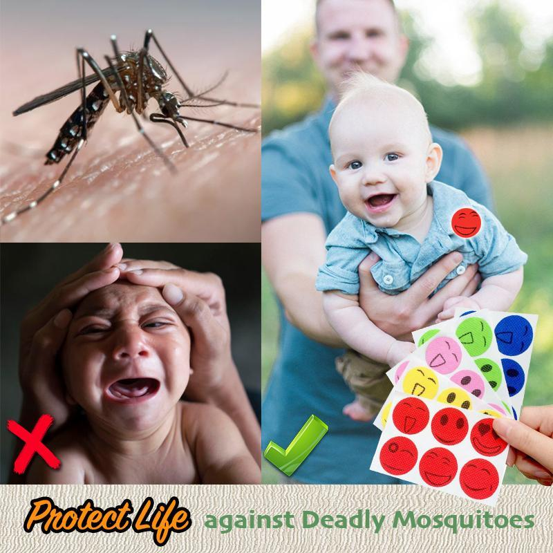 MoskiPatch Natural Mosquito Repellent Sticker