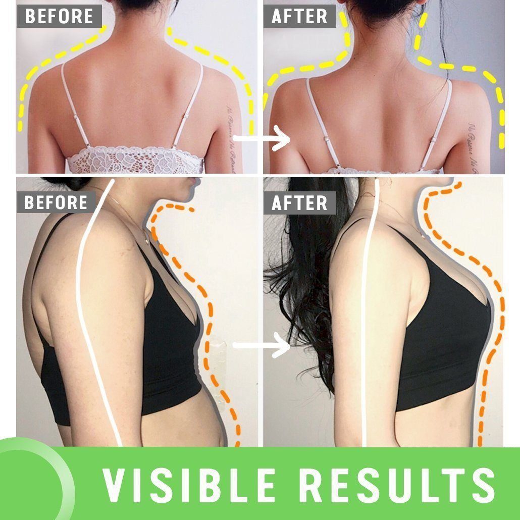 Invisible Back Posture Orthotics
