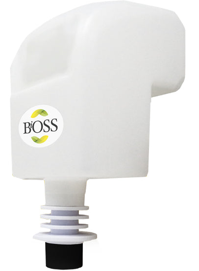 12 x 850 ml BiOSS Refill - Hand Sanitizer - Lemon Scent